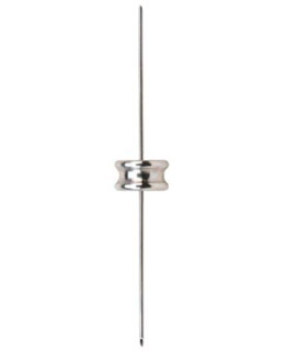 Hypodermic Needle (Short) for Keofitt Multi Micro Port 49 (900054)