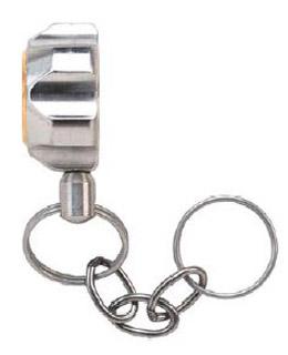 Keofitt M4 Sampling Valve type K Valve Head Key Ring (400076)