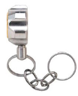 Keofitt W9 type K Valve Head Key Ring (600076)