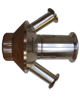 Keofitt W25 type T Sampling Valve Body (870001)